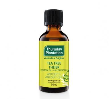 Pure Tea Tree Oil | Thursday Plantation | Acne & Skin Care | Antiseptics | Pure Oils | Canada