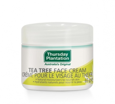 Tea Tree Face Cream with Rosehip | Thursday Plantation | Acne & Skin Care | Canada